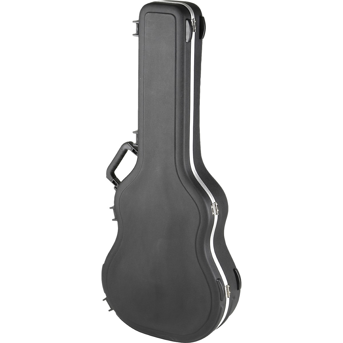 SKB SKB-30 Deluxe Thin-Line Acoustic-Electric and Classical Guitar Case
