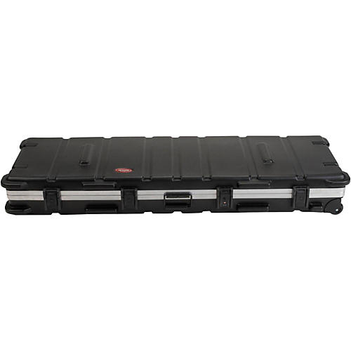 SKB SKB-5817W Slimline 88-Key Keyboard Case with Wheels