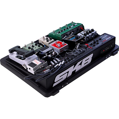 Guitar center pedal board