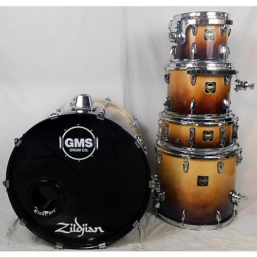 GMS SL SERIES SHELL PACK Drum Kit