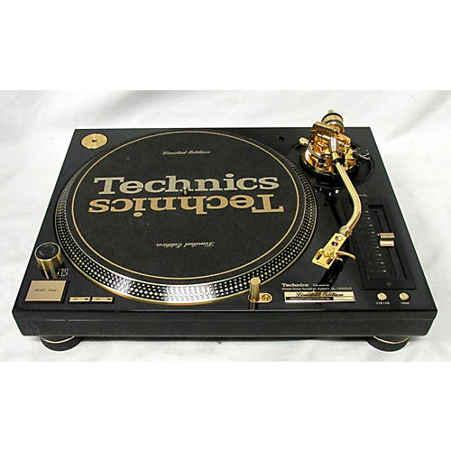 Technics SL1200 GOLD Turntable