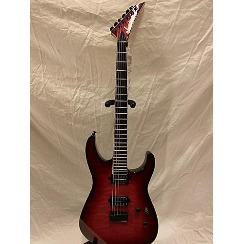 Jackson SL2Q Pro Series Soloist Solid Body Electric Guitar