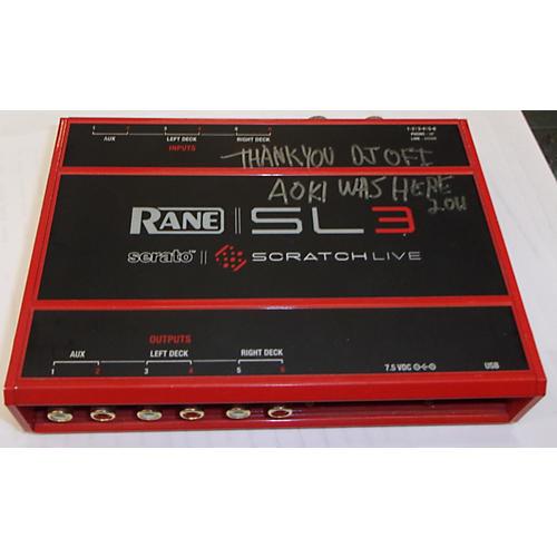 Rane SL3 Serato Black And Red DJ Controller