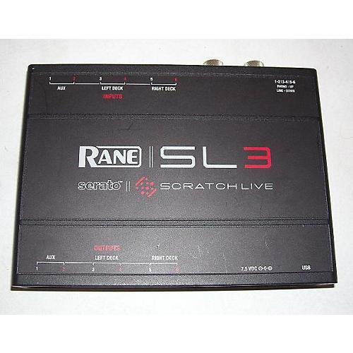 Rane SL3 Serato DJ Controller