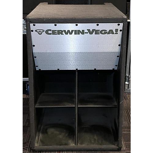 Cerwin-Vega SL36B Unpowered Speaker