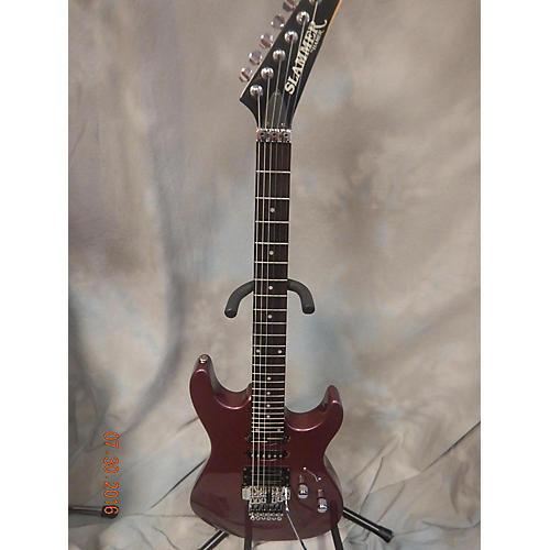 used hamer slammer ct 21 pm solid body electric guitar guitar center. Black Bedroom Furniture Sets. Home Design Ideas