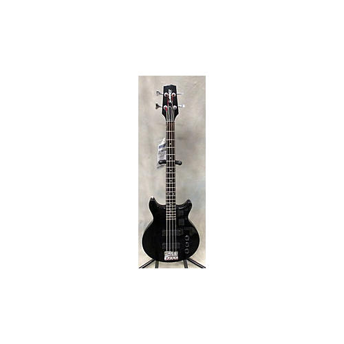Hamer SLAMMER SB4BK Electric Bass Guitar