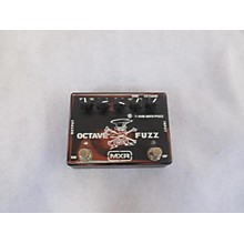 MXR SLASH OCTAVE FUZZ Effect Pedal