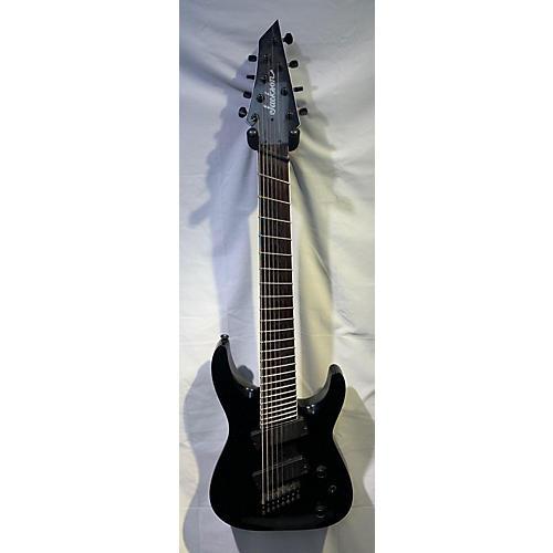 used jackson slat8 ff x series soloist 8 string solid body electric guitar black guitar center. Black Bedroom Furniture Sets. Home Design Ideas