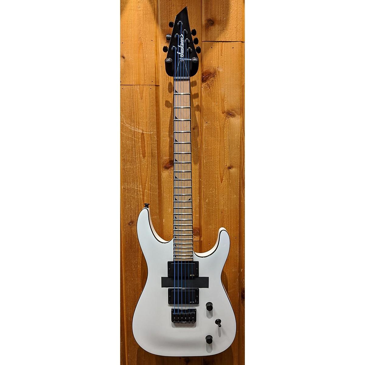 Jackson SLATX6 Soloist Solid Body Electric Guitar