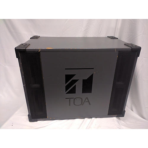 TOA SLB 15 INCH SUB Unpowered Subwoofer