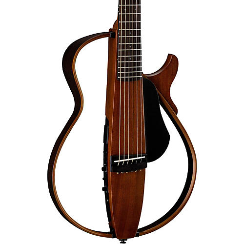 Yamaha SLG200S Steel String Silent Acoustic-Electric Guitar