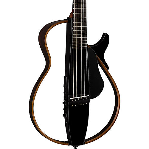 yamaha slg200s steel string silent acoustic electric guitar guitar center. Black Bedroom Furniture Sets. Home Design Ideas