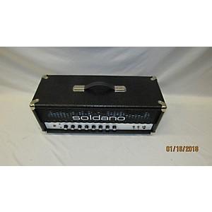 Pre-owned Soldano SLO100 100 Watt Tube Guitar Amp Head by Soldano