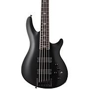 SLS Elite-5 Evil Twin 5-String Electric Bass Satin Black
