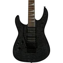 SLX LH Left-Handed Electric Guitar Transparent Black