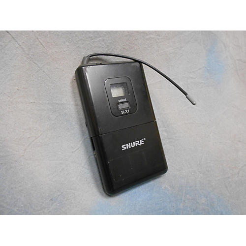 Shure SLX1 Wireless Transmitter