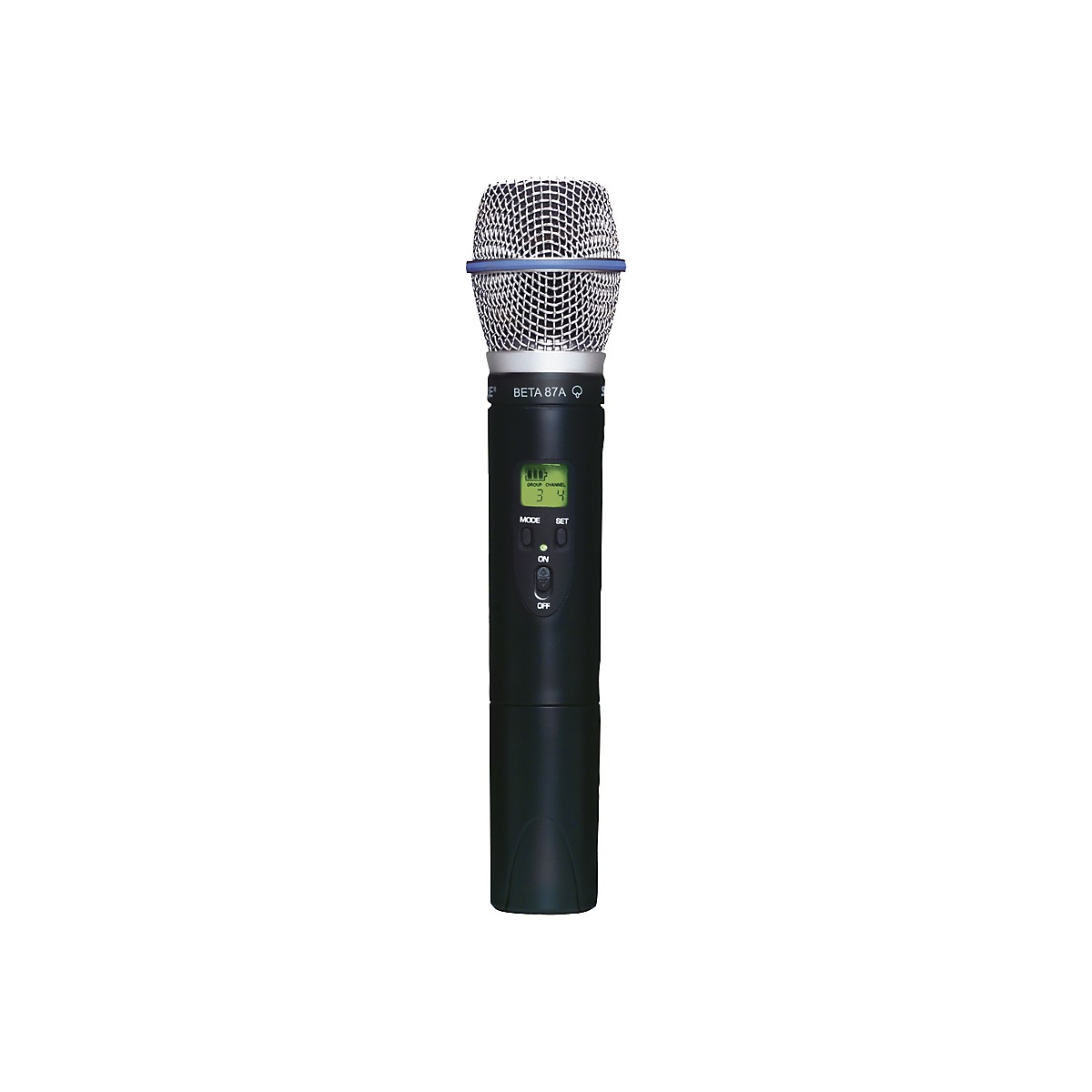 Shure SLX2/BETA87A Wireless Handheld Transmitter Microphone