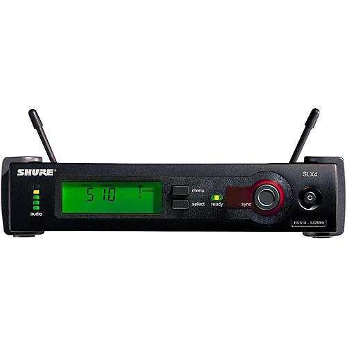 Shure SLX4 Wireless Diversity Receiver