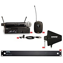 SLXD Quad Combo Bundle With 2 Handheld and 2 Combo Systems With Antenna Band H55