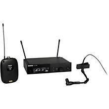 SLXD14/98H Combo Wireless Microphone System Band G58