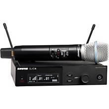 SLXD24/B87A Wireless Microphone System Band H55