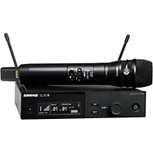 SLXD24/K8B Wireless Vocal Microphone System with KSM8 Band H55