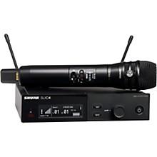 SLXD24/K8B Wireless Vocal Microphone System with KSM8 Band J52