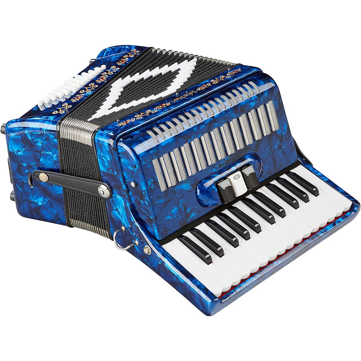 SofiaMari SM-2648, 26 Piano 48 Bass Accordion
