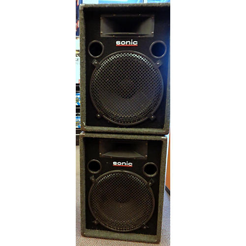 Sonic SM15 PAIR Unpowered Speaker