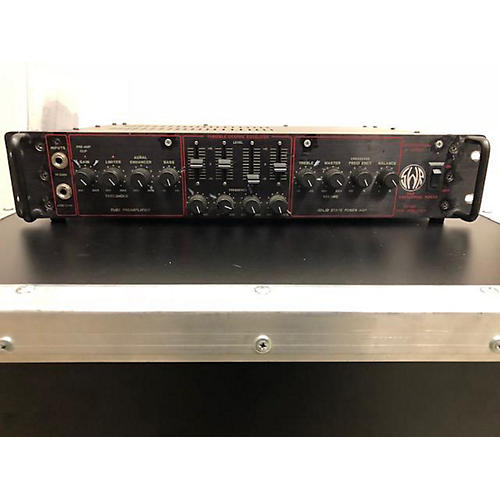 SWR SM400S Bass Amp Head