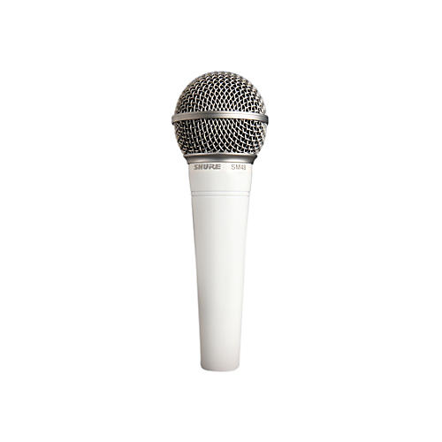 Shure SM48 Cardioid Dynamic Microphone