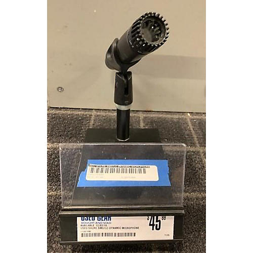 used shure sm57lc dynamic microphone guitar center. Black Bedroom Furniture Sets. Home Design Ideas