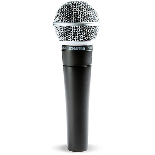 shure sm58 microphone with cable guitar center. Black Bedroom Furniture Sets. Home Design Ideas