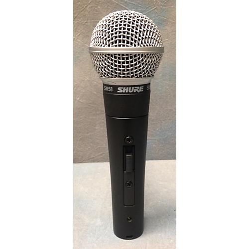 Shure SM58S Dynamic Microphone
