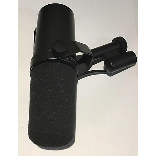 used shure sm7b condenser microphone guitar center. Black Bedroom Furniture Sets. Home Design Ideas