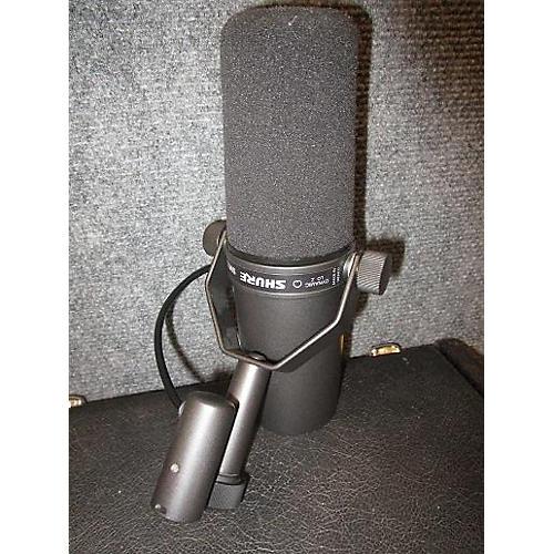 used shure sm7b dynamic microphone guitar center. Black Bedroom Furniture Sets. Home Design Ideas