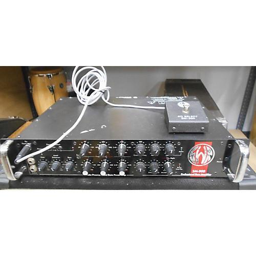 SWR SM900 Bass Amp Head
