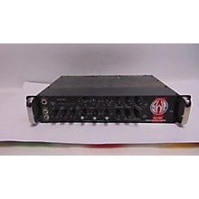 SWR SM900 Bass Power Amp