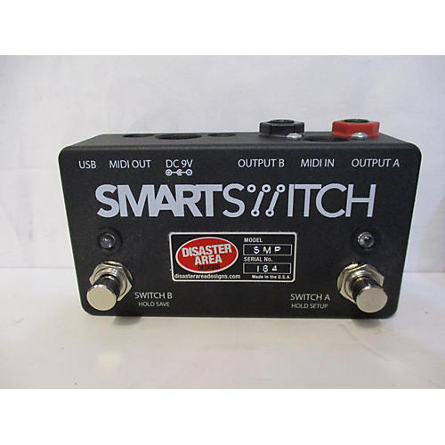 Disaster Area Designs SMART SWITCH Pedal