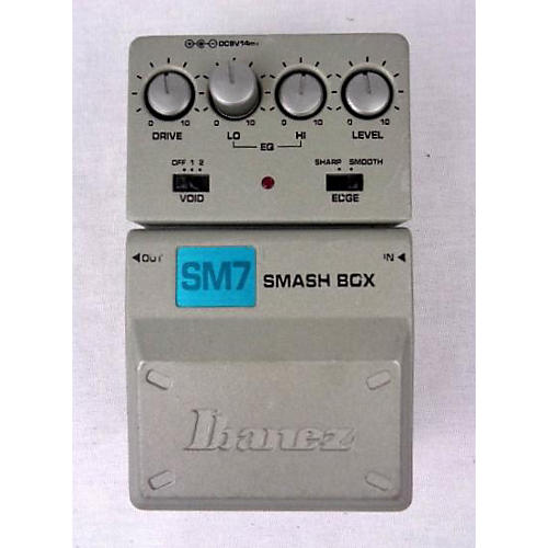 Ibanez SMASH BOX Effect Pedal