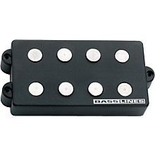 Basslines SMB-4DS Bassline Pickup and Tone Circuit Level 1