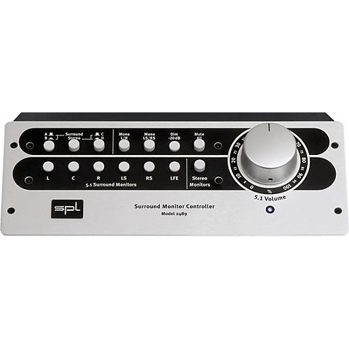 SPL SMC Stereo- and 5.1-Surround Monitor Controller