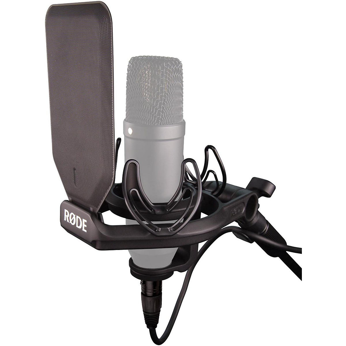 Rode SMR Premium Shock Mount with Rycote Onboard