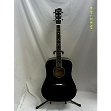 Savannah SO-SGD-10-BLK Acoustic Guitar