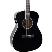 SO-SGO-09E-BK 000 Acoustic-Electric Guitar Black