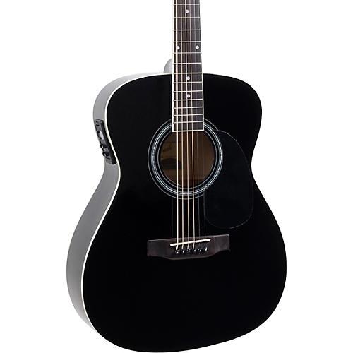 Savannah SO-SGO-09E-BK 000 Acoustic-Electric Guitar