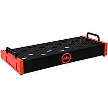 Temple Audio Design SOLO 18 Templeboard Pedalboard Red