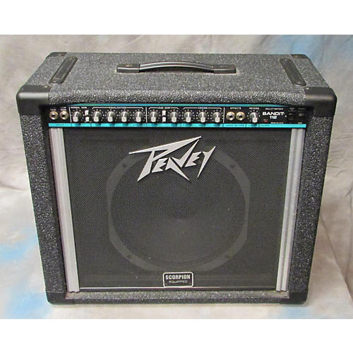 used peavey solo series bandit 112 80w guitar combo amp guitar center. Black Bedroom Furniture Sets. Home Design Ideas
