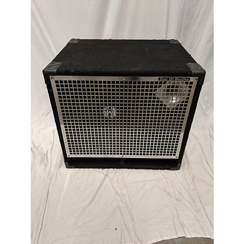 SWR SON OF BERTHA Bass Cabinet